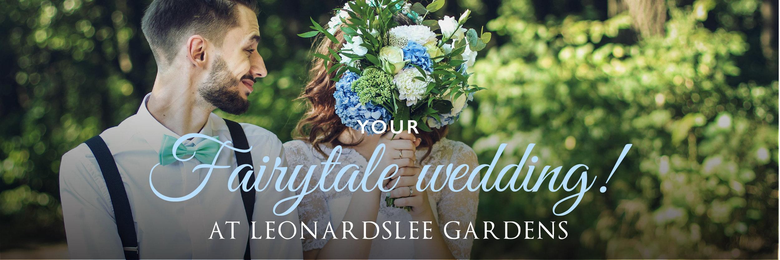 Wedding Leonardslee gardens