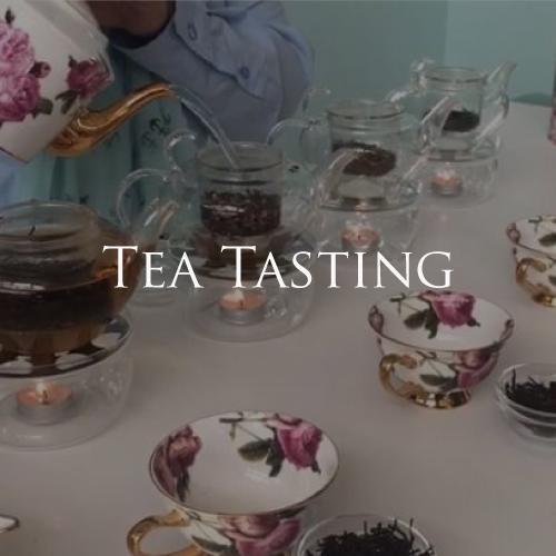 Tea Tasting Leonardslee