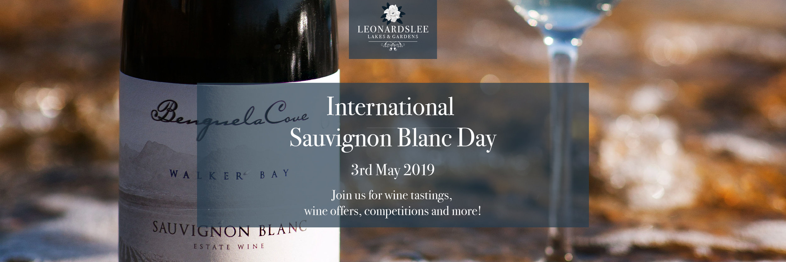 Leonardslee wine day
