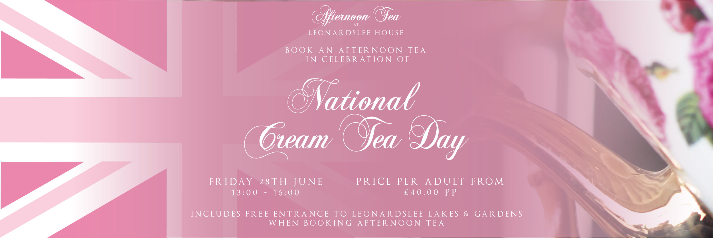 Cream Tea day sussex