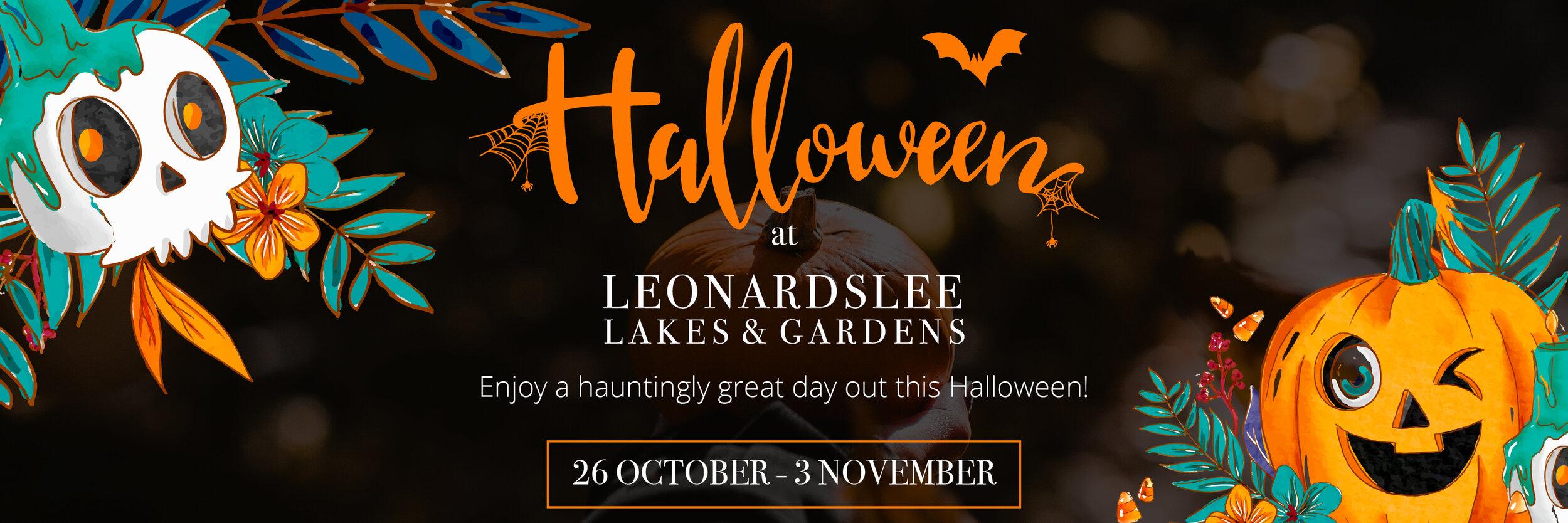 Halloween Sussex Horsham Leonardslee