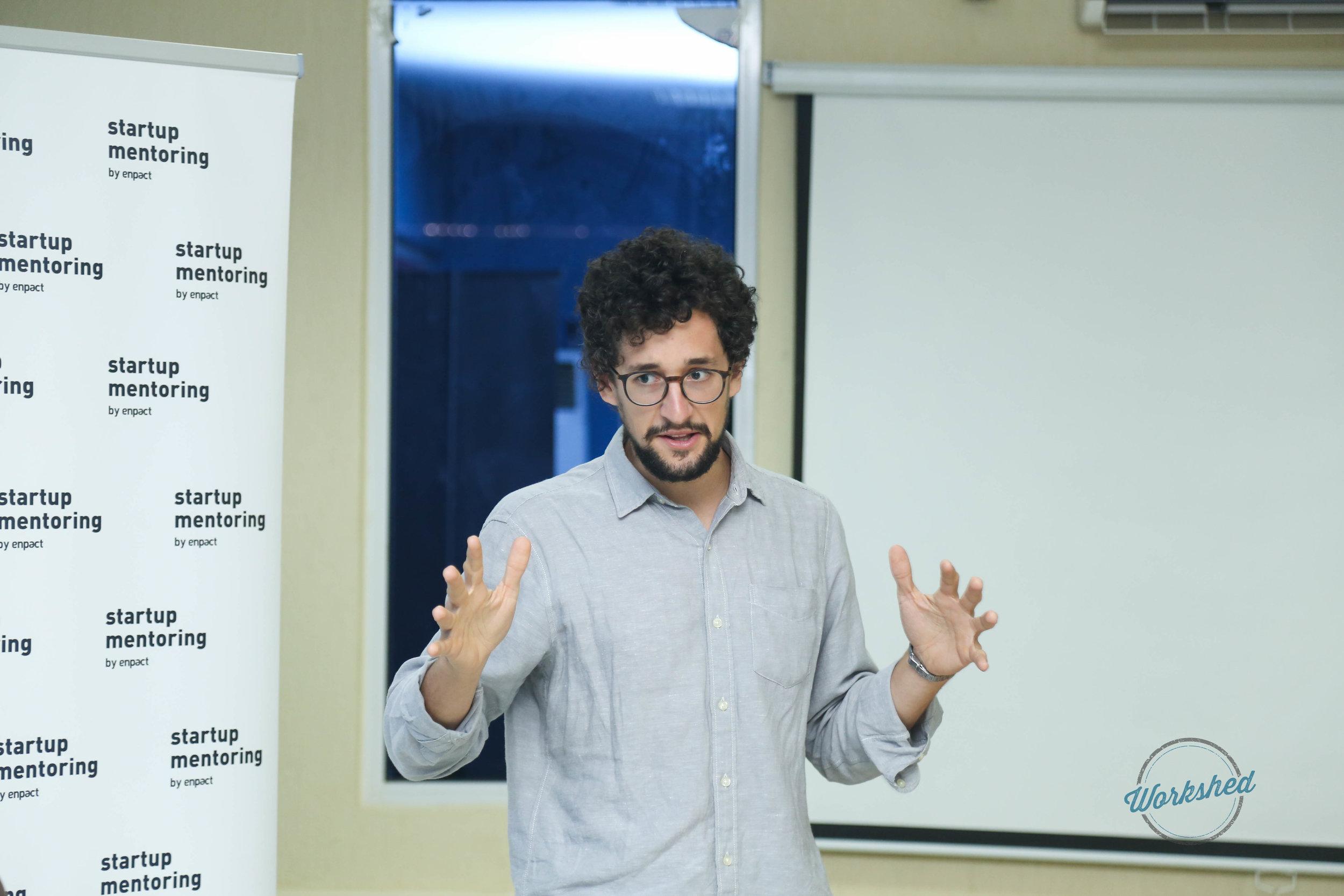 Quentin Merelle | Regional Manager West Africa | Startup Mentoring