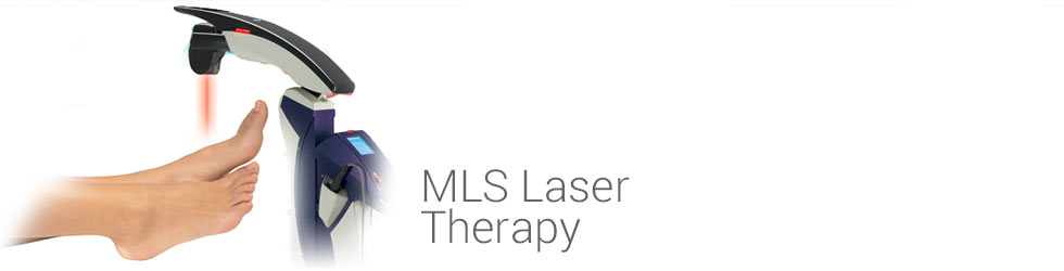 Want to learn more about MLS Laser Therapy? - click here