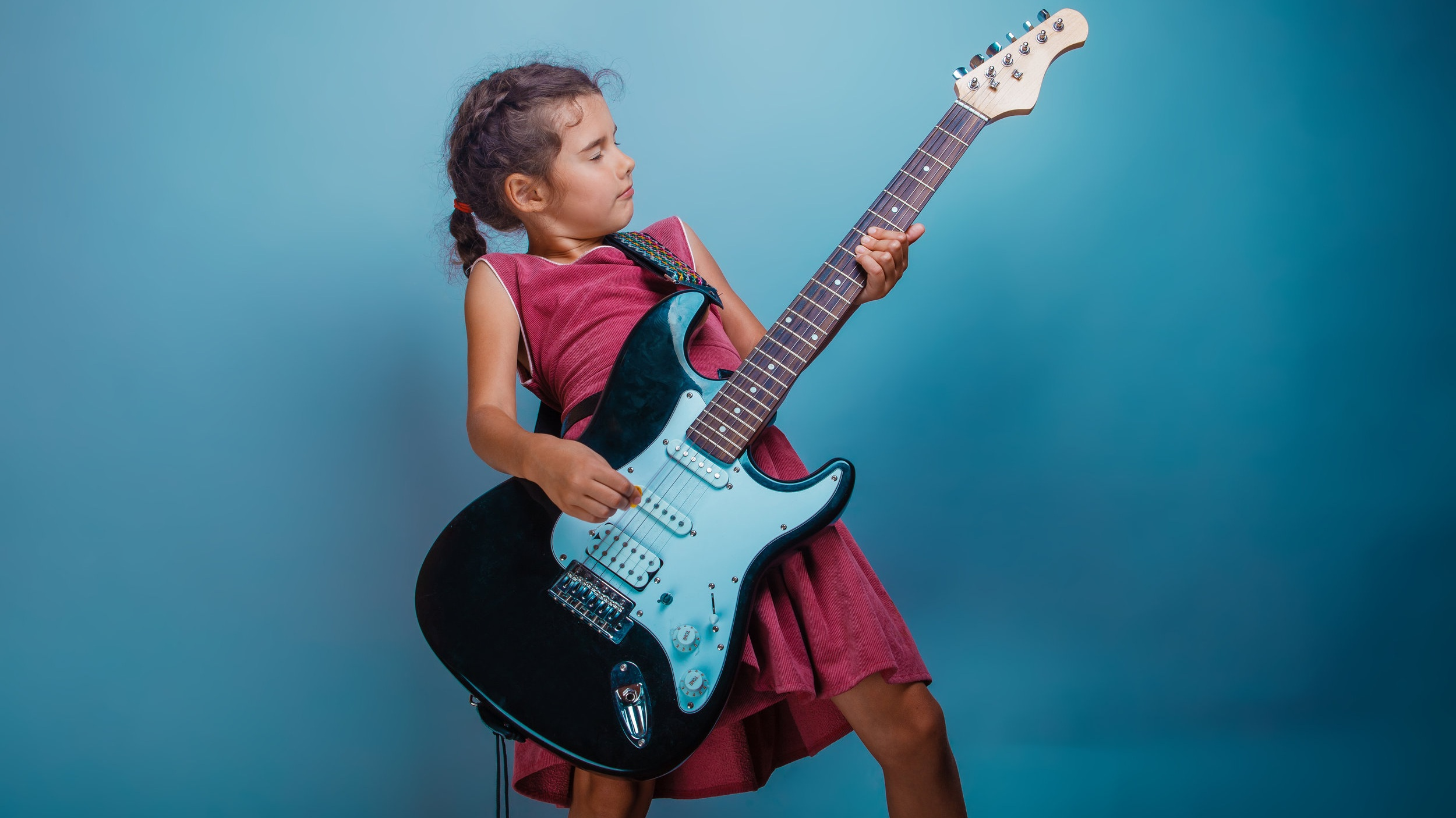 ROCK N ROLL WEEK - JUNE 24TH - 27THHALF DAY CAMPPreK & Kids Camps