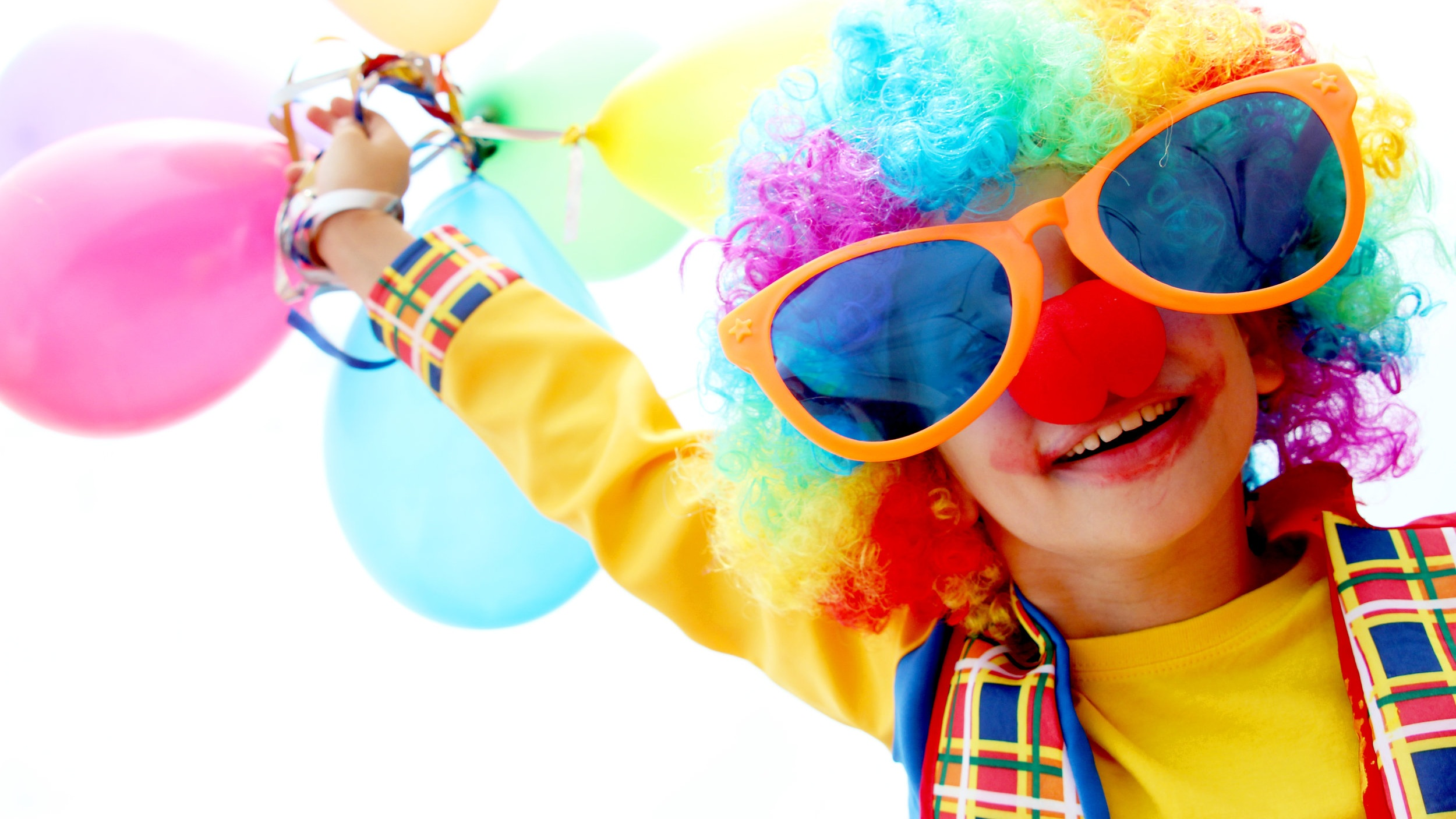 CIRCUS WEEK - JULY 8 - JULY 11HALF DAY CAMPPre-K & Kids Camps