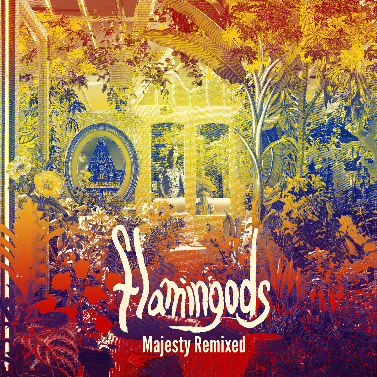 Flamingods - Gojira Remix (2017)