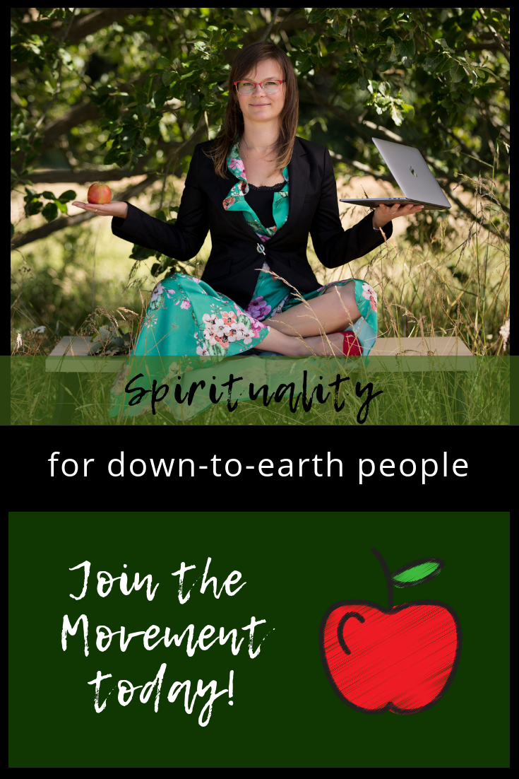 Spirituality For Down To Earth People.png