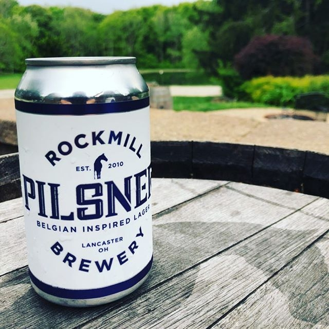 Rockmill Pilsner 6pk Cans Now Available!