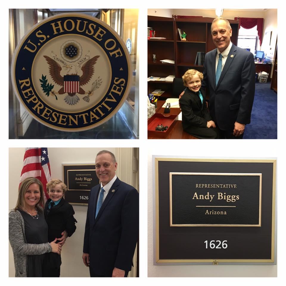 Congressman Biggs