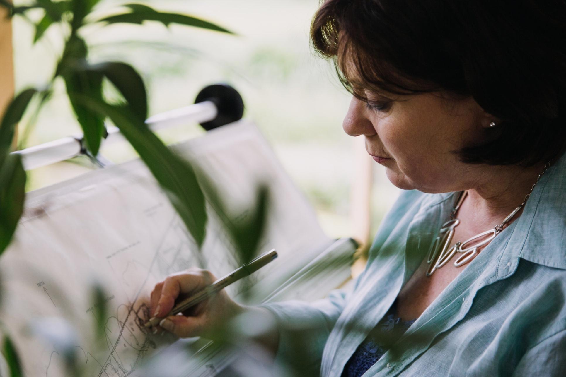 garden designer, Growthfully