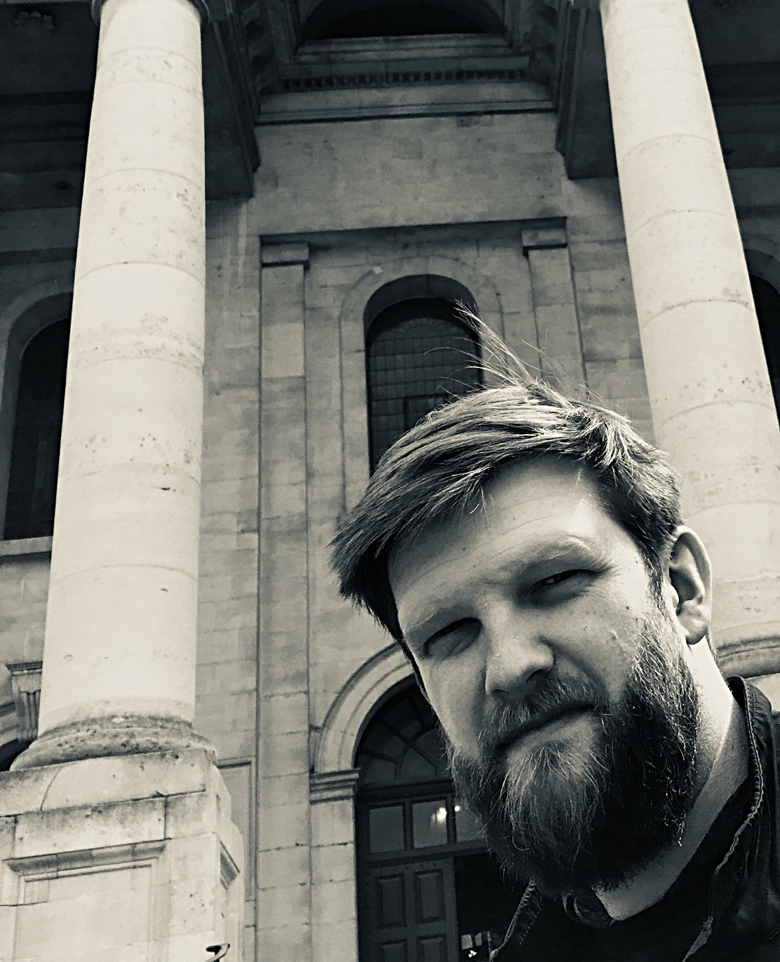 """The Root and the Crown, as performed by Crash Ensemble (Killian Farrell, conductor) at Free State 9, National Concert Hall, Dublin, March 2016: - """"Colour and atmospherics came to the fore completely in Garrett Sholdice's The Root and the Crown. Everything seemed to be derived from the varying presentation of about two chord-types. This was a piece with massive repetition or with none, depending how close you listened in, and it really repaid close listening. It is hard to produce such satisfying music with scant recourse to traditionally perceived line, counterpoint or functional harmony. What was working tirelessly through this piece was subtle balance of the voicing and colour of chords, so that the listener could not baulk as the piece used black dissonance here, and white diatonic sets there, often spread over the whole available range."""" – John McLachlan, The Journal of Music"""