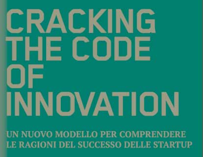 Cracking the code of Innovation - ↓