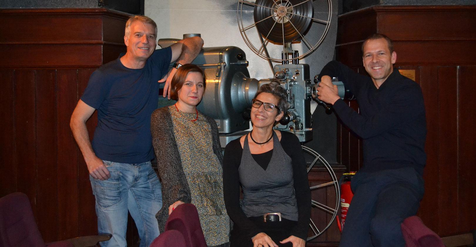 Sofiia Melnyk, Carolin Schattenkirchner, Helge Thun