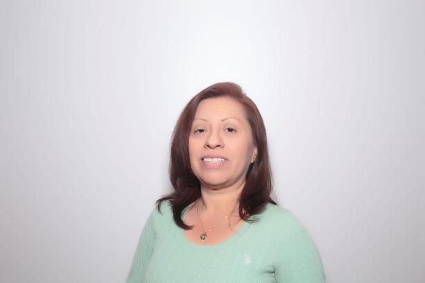 Alma Gutierrez, LMSW,  CIS Student Support Specialist