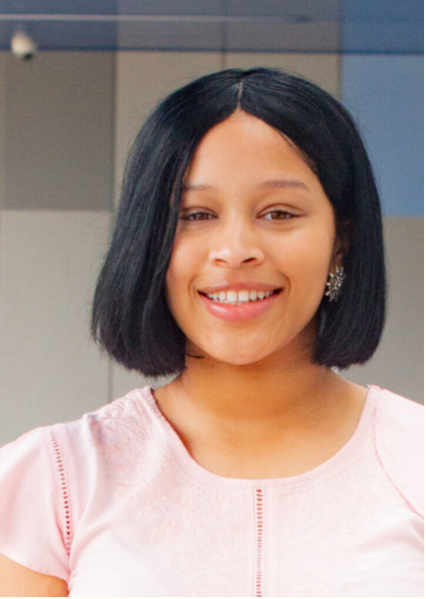 Icetria, CIS Student at HISD's Sterling Aviation High School