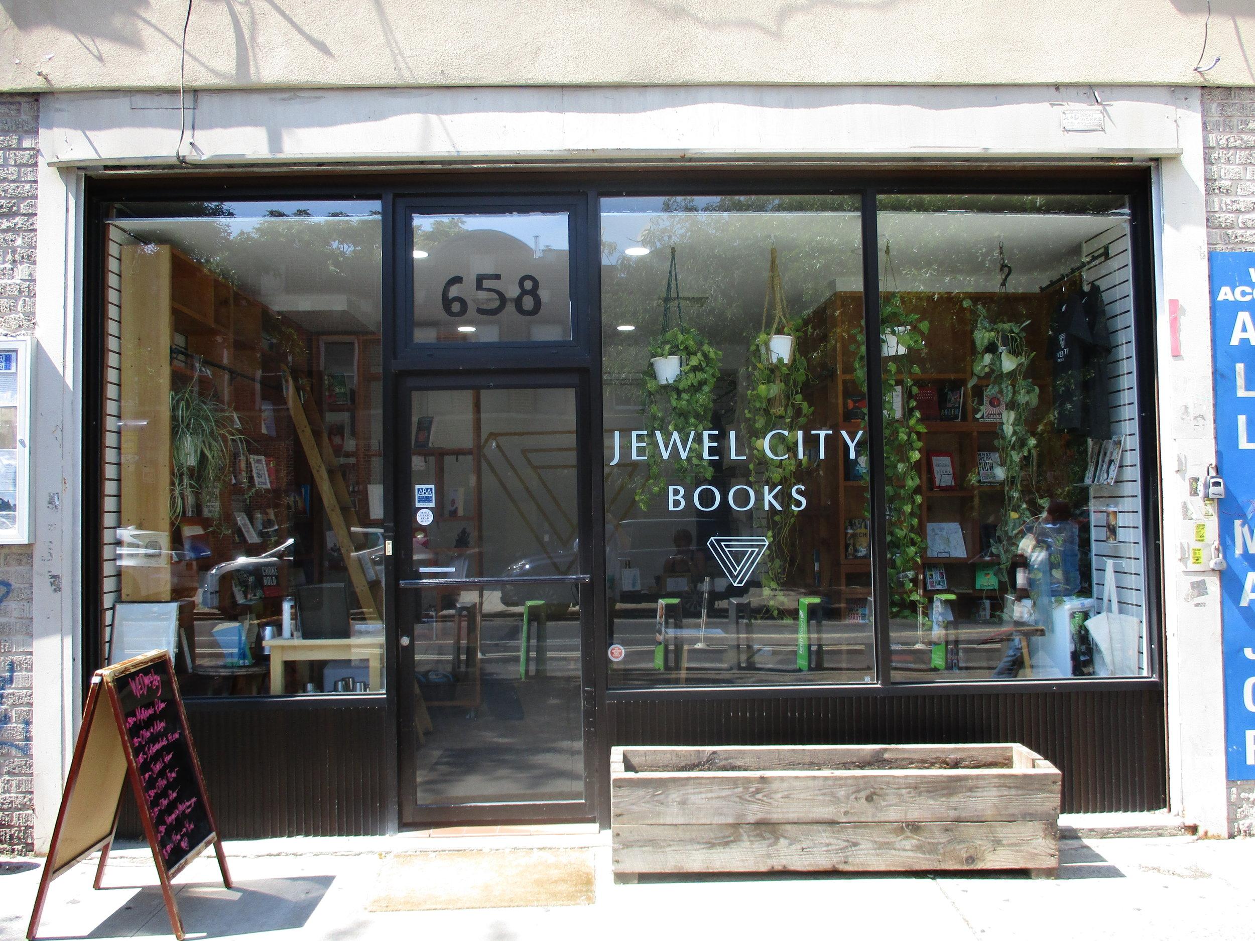 Jewel City Books