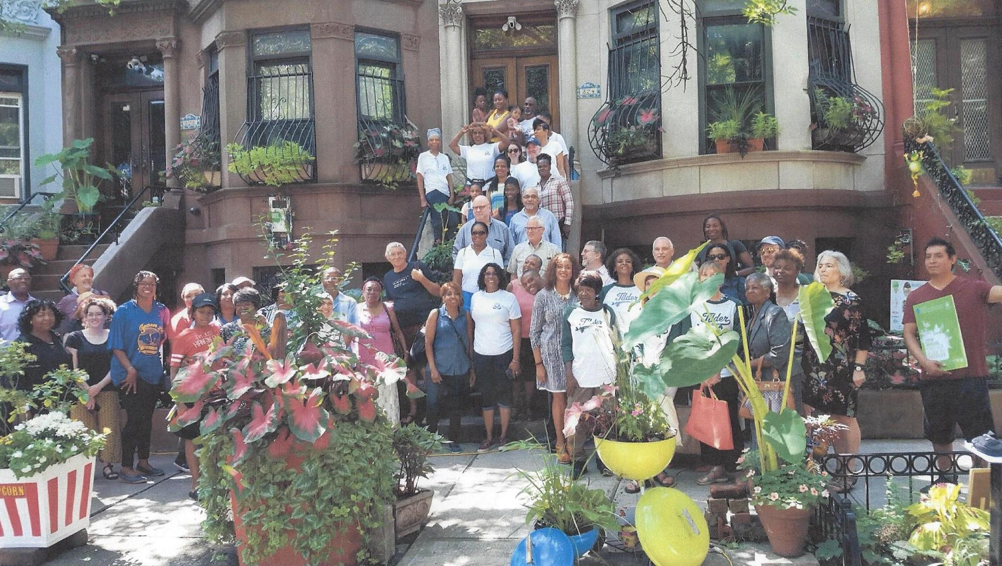 21 Photo on Lincoln after Winning Greenest Block Contest.jpg