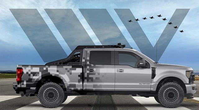 We got the green light on this proposed Vista Motorsports Superduty featuring Digital Camo and @blackrhinowheels Abrams. This is going to be one mean looking truck!  #vistamotorsports #vistaford #superduty #powerstroke #trucks #trucksofinstagram #diesel #liftedtrucks #blackrhino #military #militarygrade #camo #offroad #add