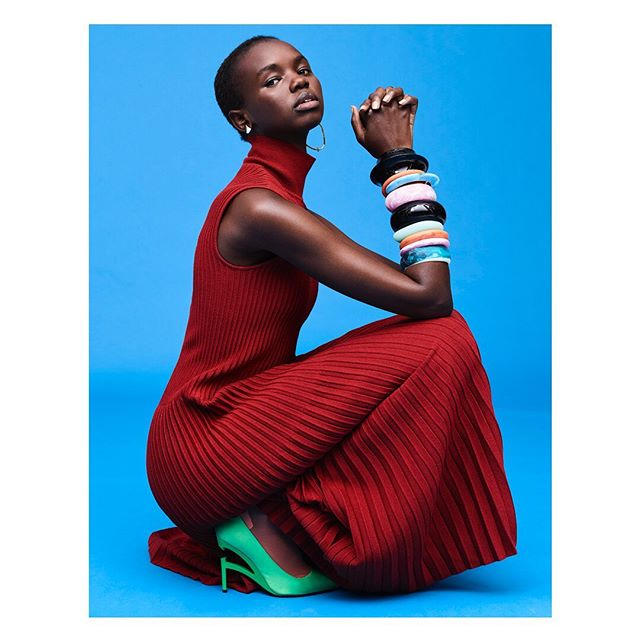 Another outtake of Akiima 💃🏿