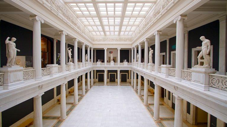 CARNEGIE MUSEUM OF ART -