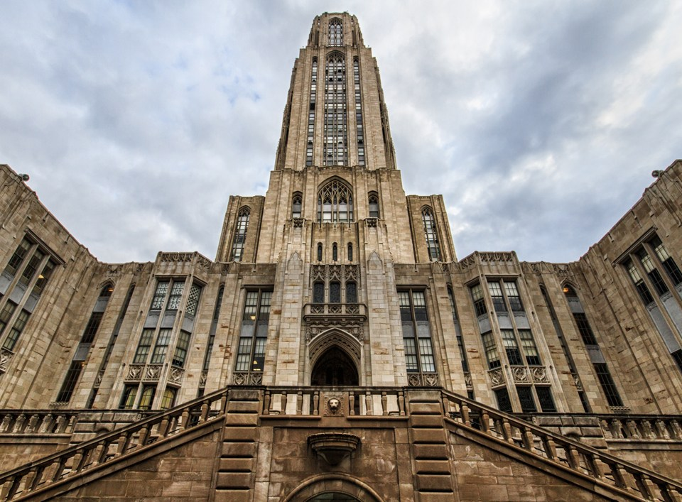 CATHEDRAL OF LEARNING -