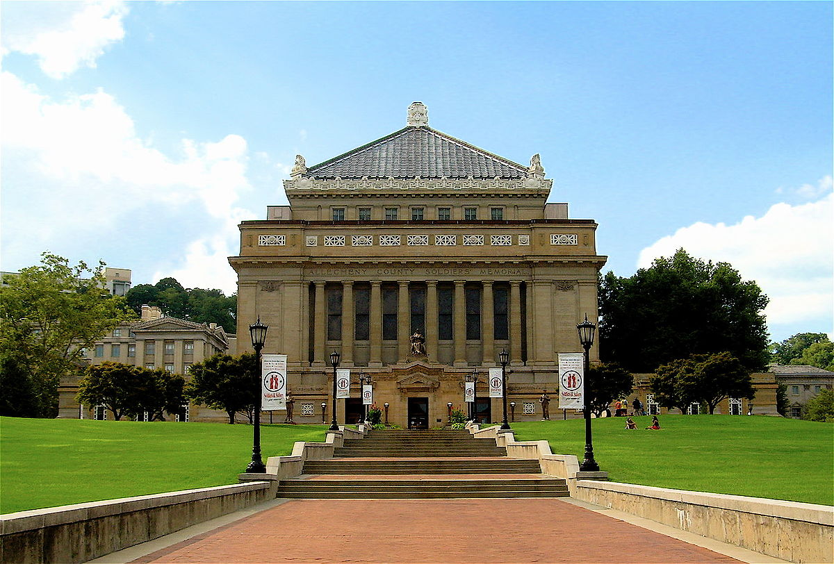 SOLDIERS & SAILORS MEMORIAL HALL AND MUSEUM -