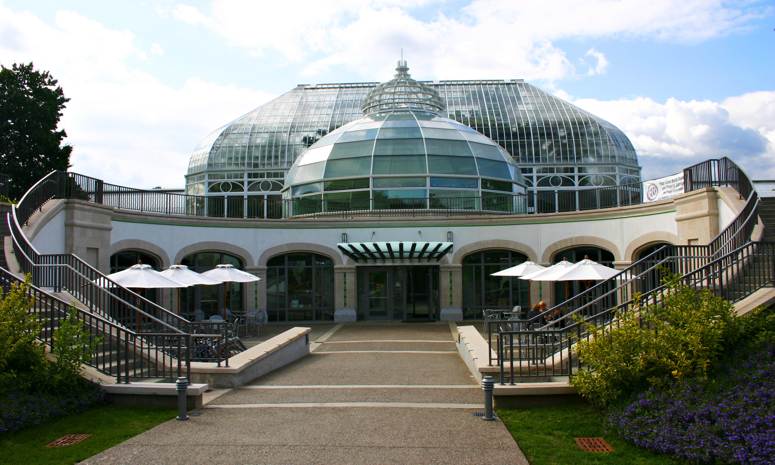 PHIPPS CONSERVATORY -