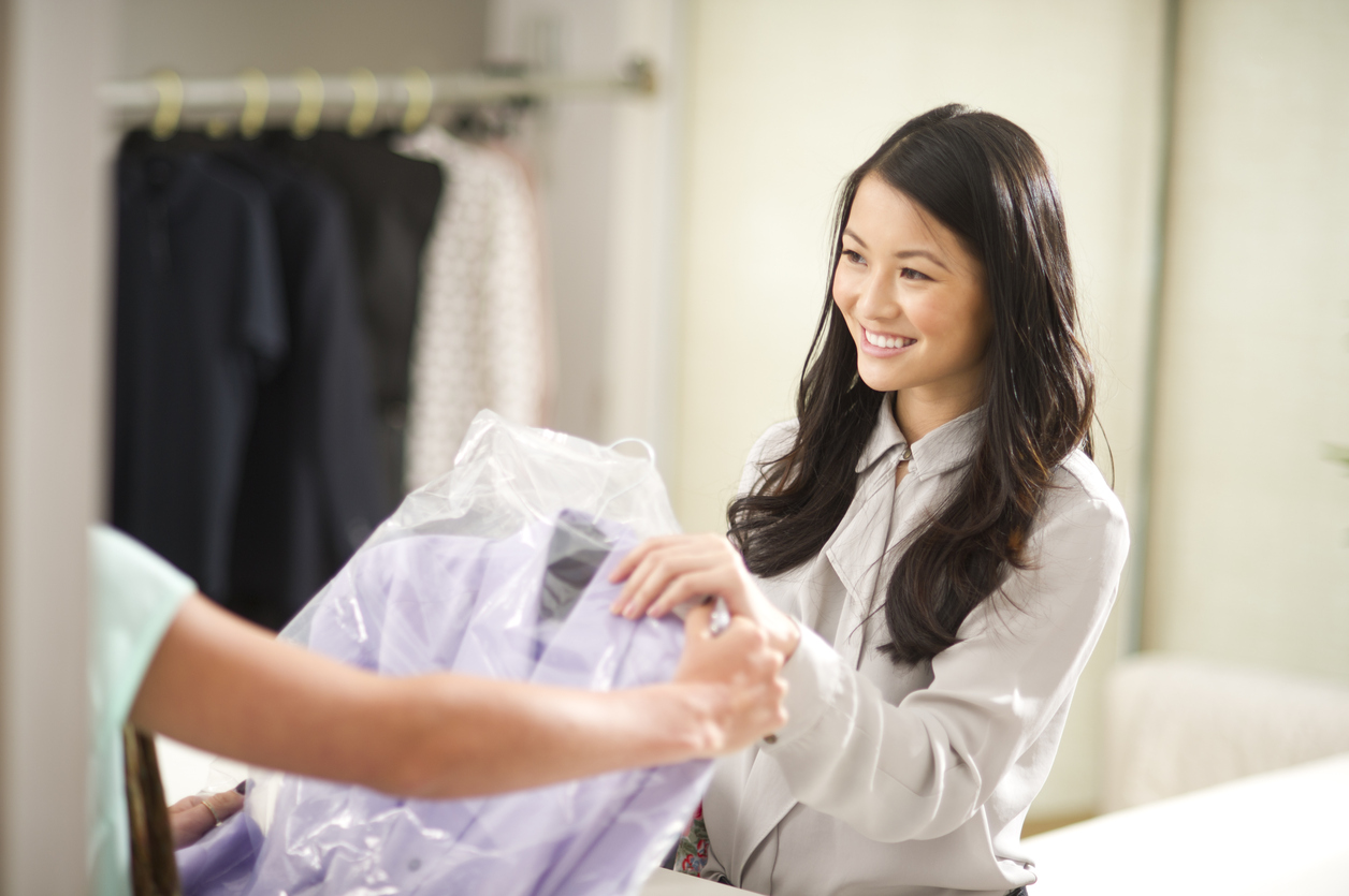 DAILY DRY CLEANING & LAUNDRY SERVICE -
