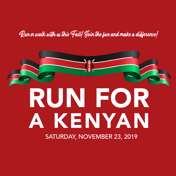 RUN FOR A KENYAN   Make a difference for the kids at the Joy Village and join the fun at the We Promise 5k during the Harbor Lights Half Marathon Weekend. Register for the race online. Meet up at the Spirit of Norfolk Ticket Booth.