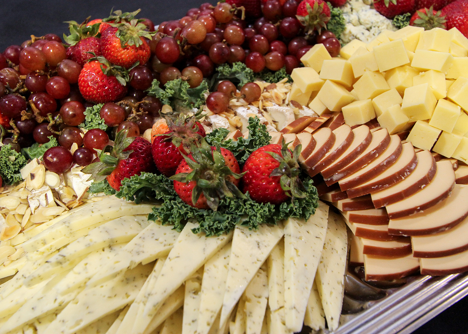 Imported Cheese Tray