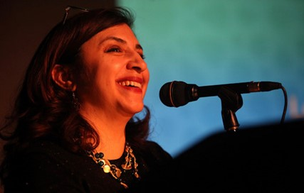 "Lena Khalaf Tuffaha - Lena Khalaf Tuffaha is poet, essayist, and translator. Her first book, Water & Salt (Red Hen Press), won the 2018 Washington State Book Award. Her chapbook, Arab in Newsland, won the 2016 Two Sylvias Press Prize. Her work has been published in journals that include Alaska Quarterly Review, Barrow Street, Kenyon Review Online, Michigan Quarterly Review, New England Review, Poetry Northwest, and the Academy of American Poets ""Poem-A-Day"" feature. She holds an MFA from the Rainier Writing Workshop at Pacific Lutheran University. She lives in Redmond, Washington.Headshot: Houssam Mcheimich"