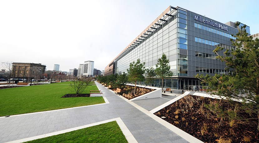 Eastside City Park in Birmingham. Image courtesy of .What's On Live