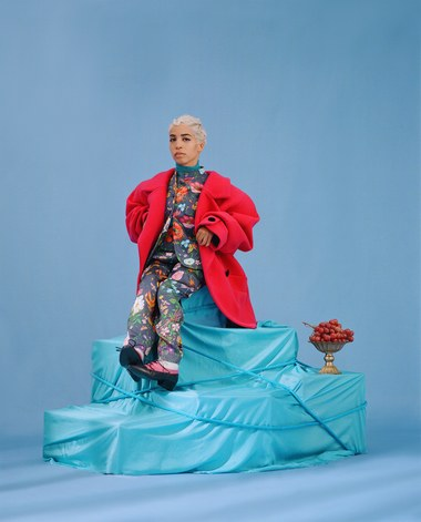 Jillian Mercado photographed by Camila Falquez