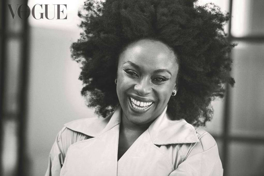 Chimamanda Ngozi Adichie, author