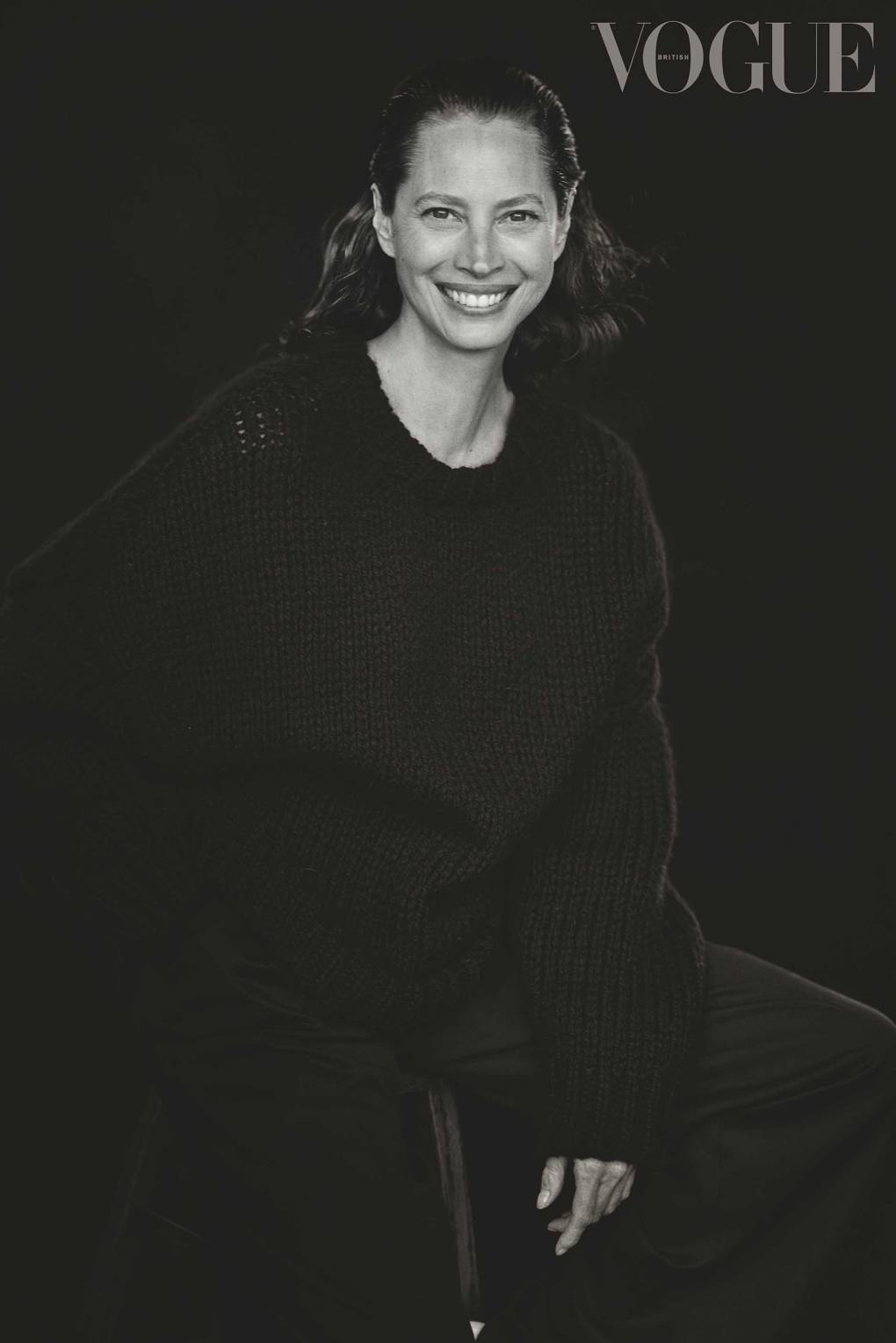 Christy Turlington Burns, founder of Every Mother Counts and model