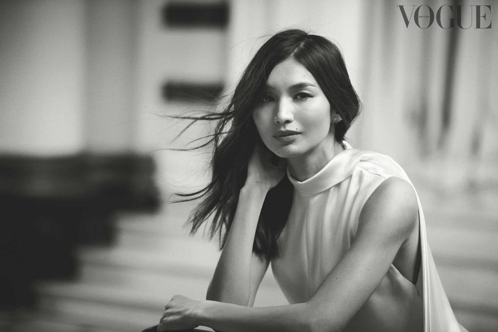 Gemma Chan, campaigner and actor