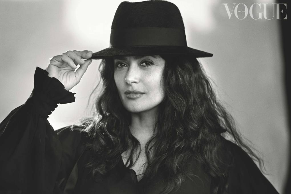 Salma Hayek Pinault, women's rights advocate, actor and producer