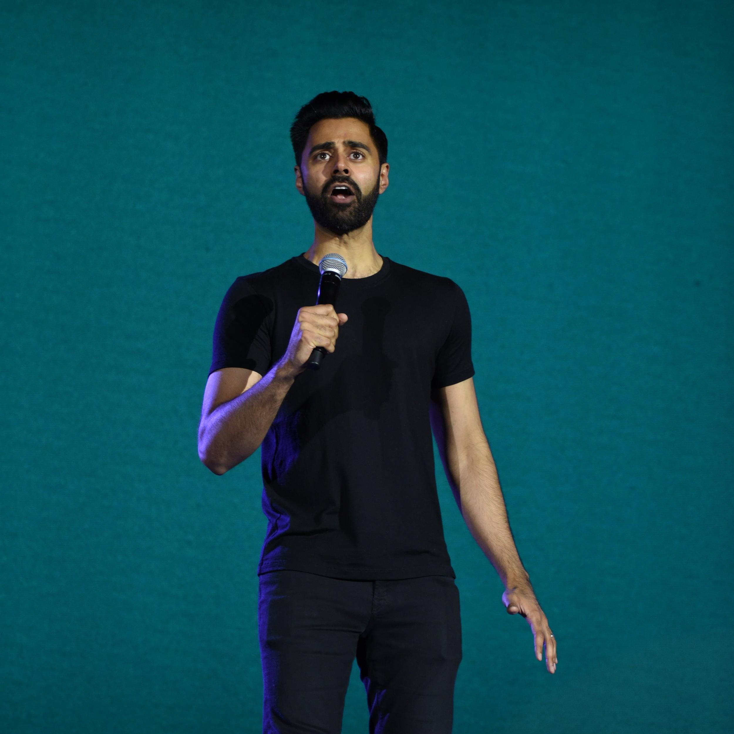 Hasan Minhaj at GW