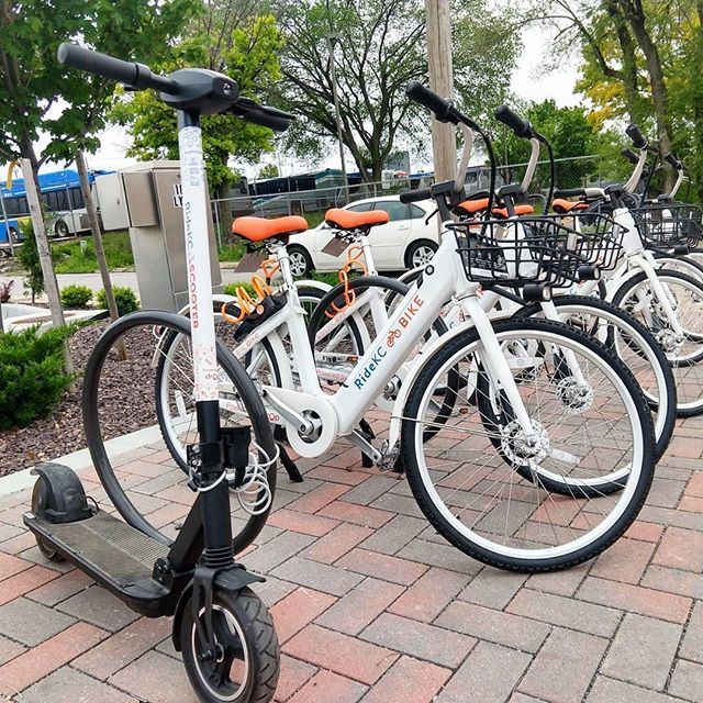 Excited to be part of the partnership selected as an authorized operator for e-bikes and scooters by @kcmogov  Look out for scooters coming to a hub near you 👀  #kcmo #bikemonth #ridekc #bikewalkkc #bikeshare #cycling #biking #ebikes #scooters
