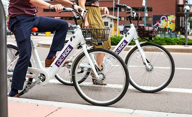 Excited to announce our latest partnership 🎉  Repost from @pikeride -  HERE. IT. IS. You've been asking. We've been listening... ⠀ That's right, we're rolling out these AMAZING e-assist bikes the first week of July with our new partner @dropmobility ⠀ These new bikes are lightweight, comfortable and provide an upright bike riding position. Riders will now have the ability to travel farther and have an advantage on navigating our hilly terrain! ⠀ ⠀ We've heard you all, and as always we want to do whatever it takes to make YOUR bike share experience even better! ⠀ ⠀ And for all you PikeRide memberships owners, don't fret!  All current annual and monthly memberships are STILL honored with our new e-bikes! ⠀ ⠀ More information will be coming VERY soon. In the meantime let us know how excited you are to try these out!!