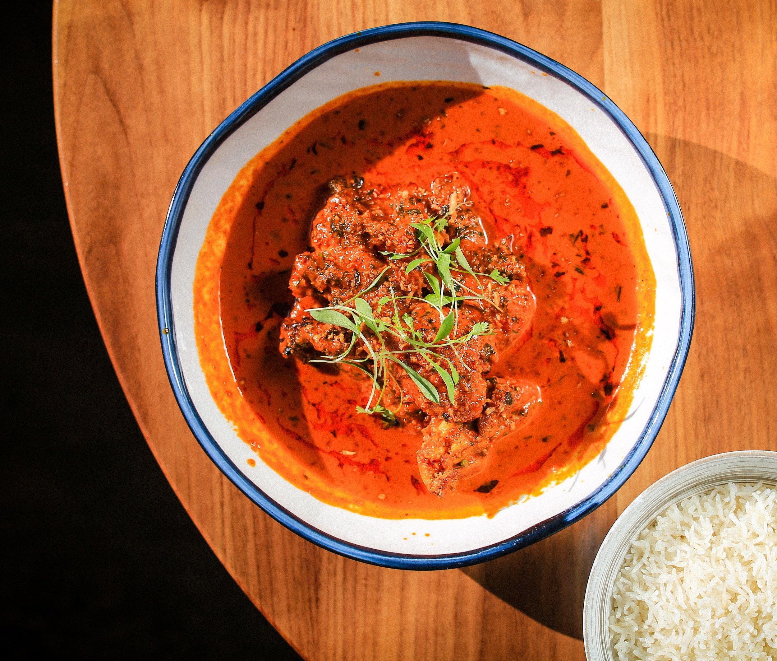 Dilliwala Butter Chicken - Bloomberg's Best Dish of 2018
