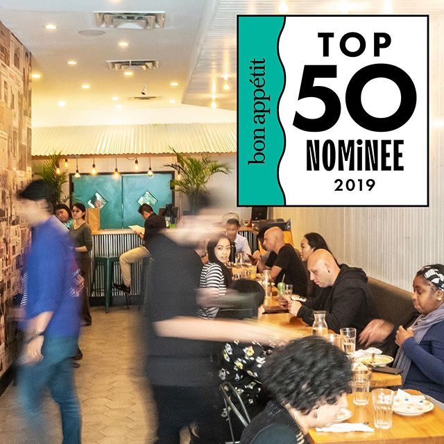 Thank you 🙏 @bonappetitmag for selecting @addanyc as one of the Best 50 New Restaurants in America! Congrats 🍾 to our friends @kopitiamnyc @atomixnyc @konbi Thank you so much  @juliakramer @rapoport @mollybaz  And the entire BA Team ••• #nyc #best #bestnew #america #restaurant #top50 #bonappetit #indianfood #indian #unapologetic