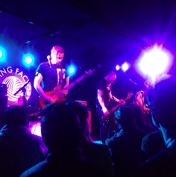 And So I Watch You From Afar @ Knitting Factory