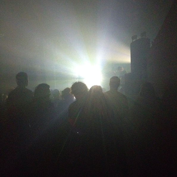 A Place To Bury Strangers @ The Wick