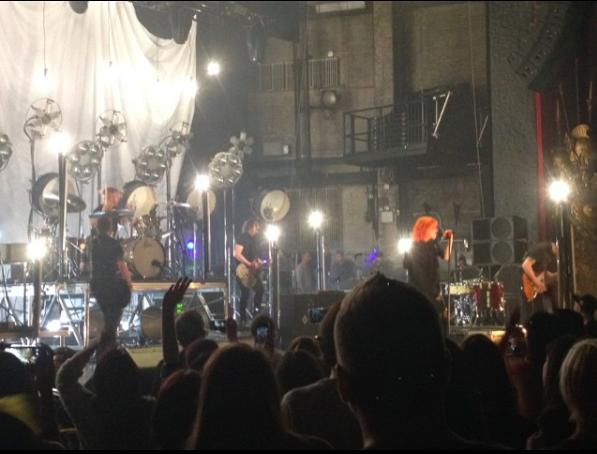 Paramore @ The Beacon Theatre