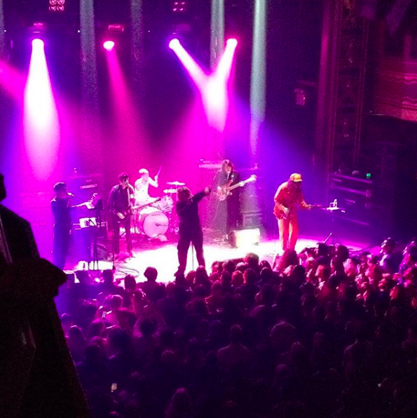 Ty Segall & The Muggers @ Webster Hall