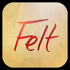 Felt App - Greeting Cards