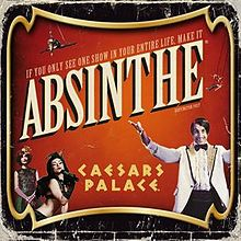 Absinthe Las Vegas