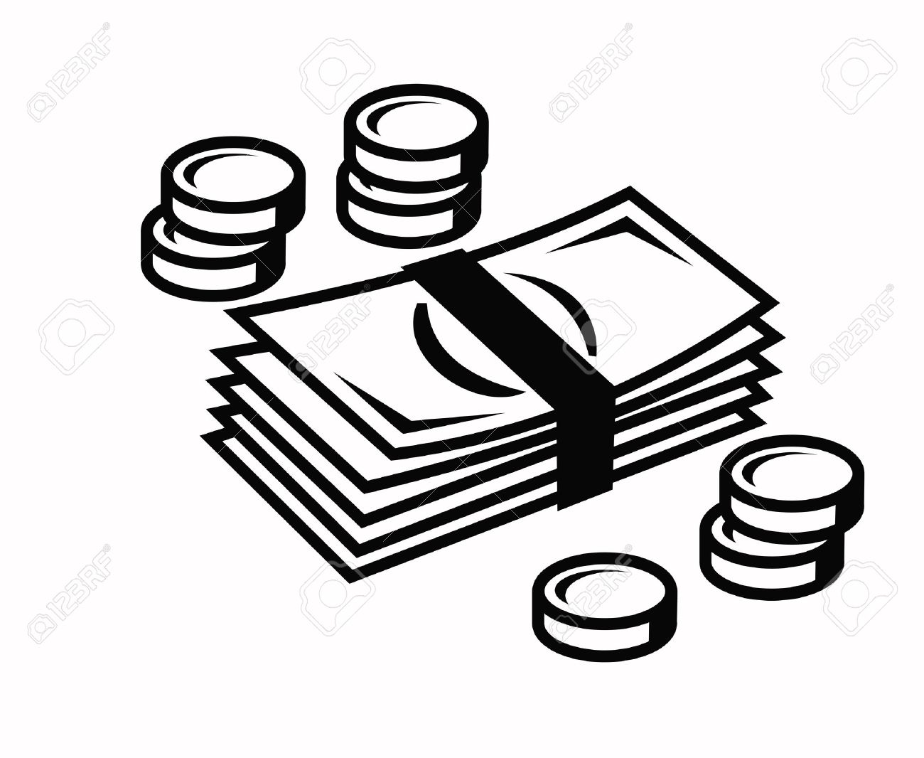 a8c358aa1cbff70b887f07ad4e6dd8a9_bills-clipart-black-and-white-money-bills-clipart-black-and-white_259-240.png