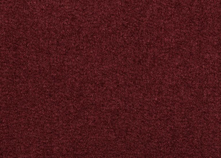 Burgundy - Glue Down Basic Cut Pile